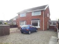Mayflower Drive semi detached house for sale