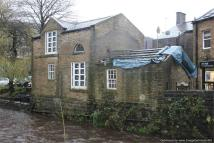 Detached property in West End, Hebden Bridge...