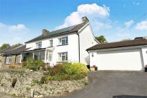 Detached property for sale in Llandysul, Ceredigion