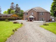 Detached house for sale in Logie Coldstone, ABOYNE...