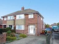 3 bed semi detached property in Bence Close, Darton...