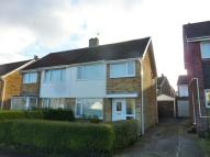 3 bedroom semi detached home for sale in Penrhiw Road, Morriston...