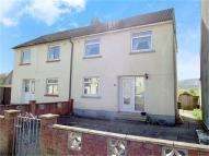 semi detached house for sale in Main Street, Muirkirk...