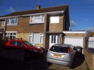 3 bed semi detached home in East Hill Road...