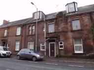 Flat in Loudoun Road, NEWMILNS...
