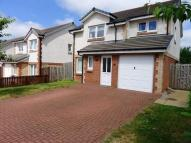 Detached home in Paddock Drive, CARLUKE...