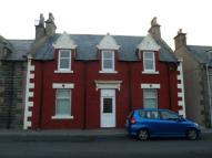 semi detached property in Cliff Street, BUCKIE...
