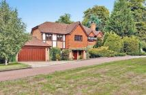 Detached property for sale in Leatherhead Road...