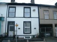 Terraced property in Snowdon Street...