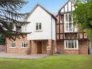 Detached house for sale in Dean Row Road, WILMSLOW...