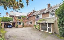 Detached property in Black Brook, Sychdyn...