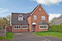 Detached house in Pool View, Winterley...
