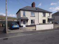 3 bedroom semi detached home for sale in Hazel Grove, Trethomas...
