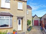 semi detached house in Hardens Close...