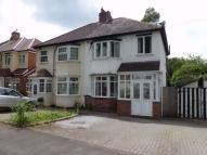 semi detached property in Sarehole Road...