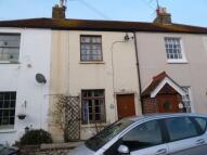 Terraced house in High Street...