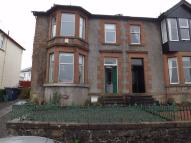 semi detached house for sale in Overton Road, JOHNSTONE...
