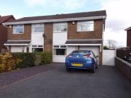 3 bed semi detached house for sale in Whitecroft Road, WIGAN...