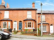 2 bed Terraced property for sale in Sydney Street, NORTHWICH...