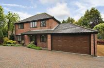 4 bed Detached house for sale in Chegwell Drive, CHATHAM...