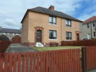 semi detached property in Lanrigg Road, Fauldhouse...