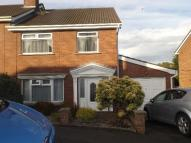 semi detached property in Hillcrest Drive...