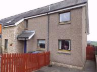 4 bed semi detached property for sale in School Wynd, Leitholm...
