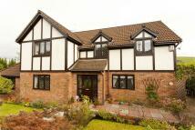 Detached property for sale in Y Dderwen, Llangynwyd...