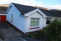 Semi-Detached Bungalow for sale in Glenbrook, Mountain Ash...