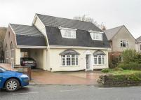 Detached home for sale in Cwmbach Road...