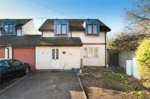 3 bedroom semi detached property in Curtis Road, Whitton...
