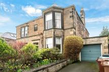 Detached house in Corrennie Gardens...