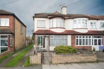 End of Terrace property for sale in Edgehill Road, Mitcham...