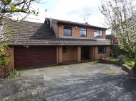 4 bedroom Detached property for sale in Megs Lane, Buckley...