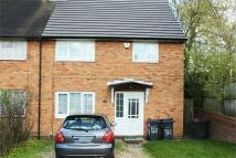 Dawberry Road End of Terrace property for sale