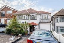 Detached house in Sudbury Court Road...