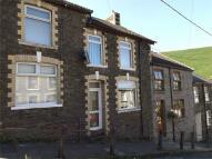 Terraced house in Fern Street, Ogmore Vale...