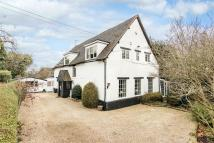 Detached property in Old Manor Lane...