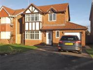 4 bed Detached house for sale in Ffordd Parc Castell...