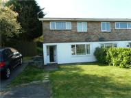 semi detached property for sale in Ffos Yr Hebog...