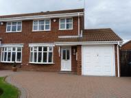 3 bed semi detached property in Barnstaple Close...
