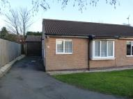 2 bed Semi-Detached Bungalow in Prince William Close...