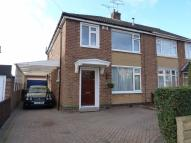 3 bed semi detached home in Ripon Close, Allesley...
