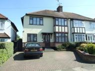 3 bedroom semi detached home in Exford Avenue...