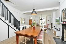 4 bed Terraced home for sale in Ponsard Road...