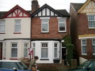 FLORENCE ROAD semi detached property to rent