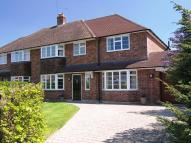 4 bedroom semi detached house to rent in Telegraph Lane, Esher...