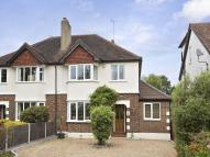 4 bedroom semi detached home for sale in FOLEY ROAD, Claygate...
