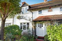 2 bed Terraced property in Vale Road, Esher, Surrey...