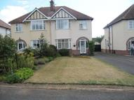 Ombersley Road semi detached house to rent